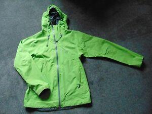 Ladies Sprayway Arista Pro 1894 Gore-Tex Pro Shell Waterproof Size 12 M in Green
