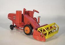 Matchbox Major Pack M-5a Massey Ferguson Combine Harvester orange Felgen #6059