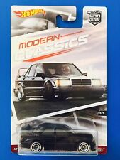 2017 Hot Wheels Car Culture MODERN CLASSICS 1990 MERCEDES-BENZ 190E 2.5 -16 EVO