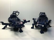 "Vintage 1984 COBRA ASP (ASSAULT SYSTEM POD) 3.75"" Hasbro GI JOE ARAH  (LOT of 2)"