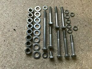 Yamaha rd250lc rd350lc crankcase stainless steel bolt kit