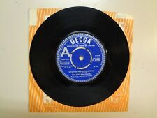"ROLLING STONES: (I Can't Get No) Satisfaction-Spider And The Fly-U.K. 7"" 65 Demo"