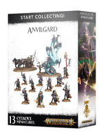 Start Collecting! Anvilguard Warhammer Age Cities of Sigmar