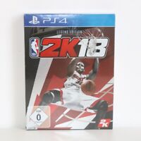NBA 2K18 - SPECIAL LIMITED LEGEND EDITION - SONY PS4 PLAYSTATION GAME - NEW