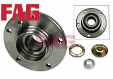BMW 3 Series E46 Front Hub & Wheel Bearing Kit FAG 2 Year Warranty 713667060