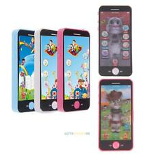 Baby Simulator Music Phone Touch Screen Kids Chinese Educational Learning Toys#L