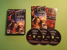 Warhammer 40000 40k Dawn of War - PC CD-ROM