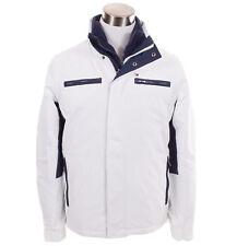 Tommy Hilfiger Men Yacht Rain Wind Fleece Full Zip Jacket...