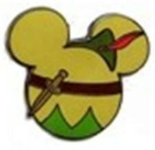 Peter Pan Mickey Mouse Ears Icon Mystery Pouch Collection 2011 Disney Pin