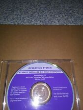 Microsoft Windows XP Home Edition Service Pack 2- used