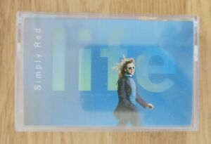Simply Red Life Music Cassette Tape free shipping