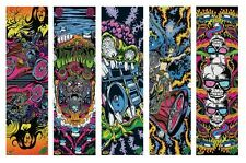 """MOB Dirty Donny Multiple Graphic Skateboard Grip Tape 9"""" x 33"""""""