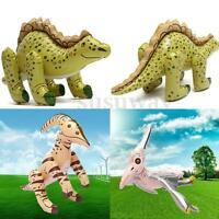 Pterosaur Stegosaurus Dinosaur Inflatable Blow up Party Favor Kids Fun Toy Gift