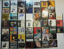 Lot of 54 Various Jazz/Big Band+Other Cd's Methany, Grusin, Holiday, Ellington+