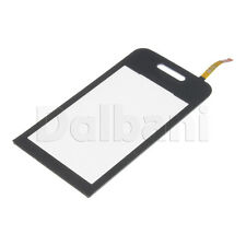 New Glass with Touch Screen Digitizer for Samsung Tocco LITE GT-S5230 Black