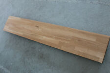 Regalbrett Eiche Keilgezinkt Massiv Holz Holzplatte Wandboard Platte Fensterbank