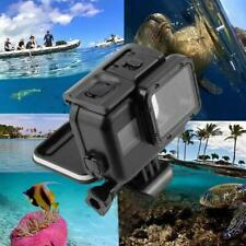 60m Diving Waterproof Housing Case Cover Protective Shell for Gopro Hero 7 Black