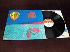 "TEN YEARS AFTER ""WATT"" LP 1ST UK PRESS GATEFOLD w POSTER DERAM 1970 BLUES ROCK"