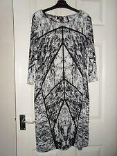 Wallis Polyester 3/4 Sleeve Tunic Dresses for Women