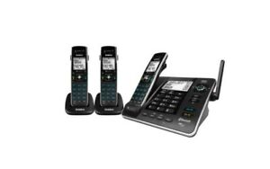 Uniden XDECT8355+2 Digital Cordless Phone with 2 Handsets