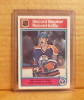 Wayne Gretzky 1982 O-PEE-CHEE RECORD BREAKER Card #1