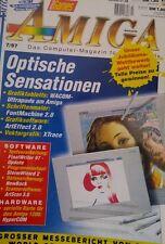 Amiga - Das Computermagazin 07/97 1997 (Optische Sensationen)