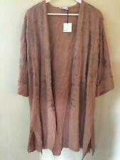 Zara Embroidered limited edition Kimono  size M BNWT