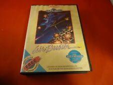 Air Buster Sega Genesis Empty Box ONLY (no manual, game) Airbuster