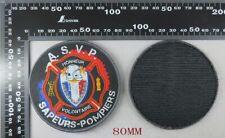 Écusson ASVP-SPV(sapeurs-pompiers Volontaire)