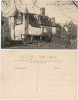 CPA postcard Le Château de Beauregard LANTEUIL → Brive la Gaillarde Corrèze 957R