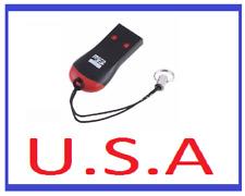 Mini USB Card Reader/Micro/PS3/Adapter/Picture/Phone/Camera/XBox/Memory/2.0/B-18