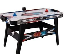 "Triumph 45-6060W 54"" LED Air Hockey Table with 2 Pucks"