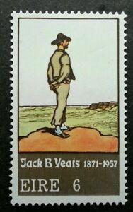 [SJ] Ireland Scouts 1957 Jamboree Scouting (stamp) MNH