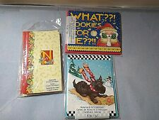 Mary Engelbreit mixed lot of Christmas Note Cards; 19 cards & env.; 3 designs