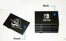Super Mario Nintendo Switch  6 in 1 Game Card Storage Protective Metal Case Box