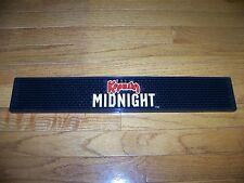KAHLUA MIDNIGHT rubber mat for bar counter NEW UNUSED