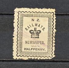 (NNAY 164) NEW ZEALAND REVENUE RAILWAYS NEWSPAPER