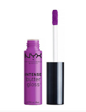 NYX Intense BUTTER Gloss IBLG02 BERRY STRUDEL