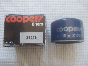 NEW COOPERS Z1276 FT5902 Oil Filter For DACIA MITSUBISHI NISSAN RENAULT VAUXHALL