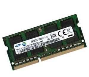 8GB DDR3L 1600 Mhz Samsung RAM Speicher für Lenovo G50-30 G50-70 Notebook