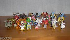 Partner Digimon Figuren zur Auswahl Staffel 1 Adventure + Tri Figur
