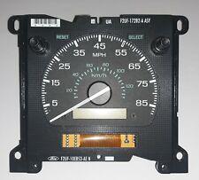 234303 miles  1992-1996 FORD E150 E250 E350 PSOM MILES SPEEDOMETER ECONOLINE