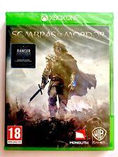 Sombras de Mordor Xbox One Nuevo Precintado Videojuego Sealed Brand New EUR