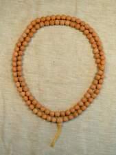 Nepal - buddhist mala bodhi seed - mantra - Bodhisamen - semilla - seme - graine