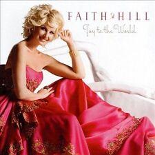 Joy to the World by Faith Hill CD Sep-2008