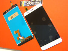 DISPLAY LCD+TOUCH SCREEN ORIGINALE HUAWEI HONOR 4X VETRO BIANCO CHE2-L11 CL20