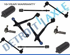 1999 2000 2001 2002 2003 Ford Windstar Sway Bar Link Control Arm TieRod Kit 10pc