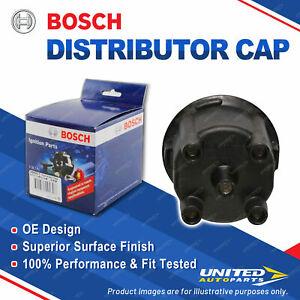 Bosch Distributor Cap for Mazda B2600 Bravo UF 4x4 Petrol 1987-1991 0.129 Kg