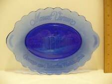 Vintage Avon Mount Vernon Plate 2 Hostess Fragrance Soaps  6oz w/Box
