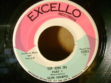MINT/M- BLUES FUNK 45~SLIM HARPO~TIP ON IN 1 & 2~~EXCELLO~HEAR IT